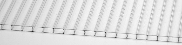 Komplett Neu 4 mm Lexan Thermoclear - Doppelstegplatten WR46