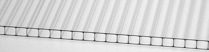 Häufig Doppelstegplatten für Gewächshäuser | www.stegplatten.net OE44