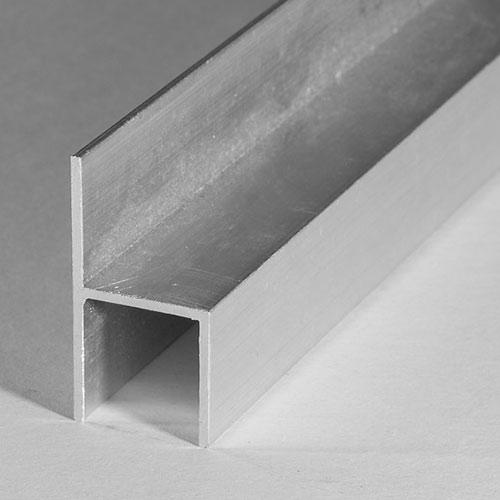 16mm aluminiumprofil stuhlprofil. Black Bedroom Furniture Sets. Home Design Ideas